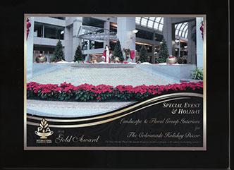 Landscape &Floral Group PIA Award