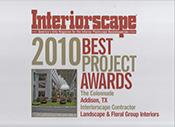 Interiorscape Award